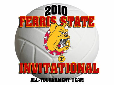 2010 Ferris State Invitational All-Tournament Team Announced