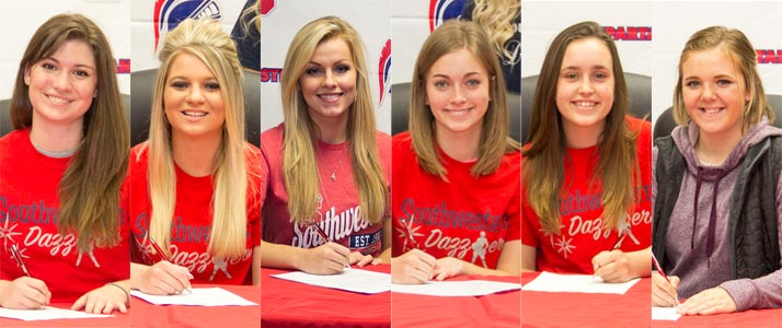SWCC Drill Team Adds Six for Fall