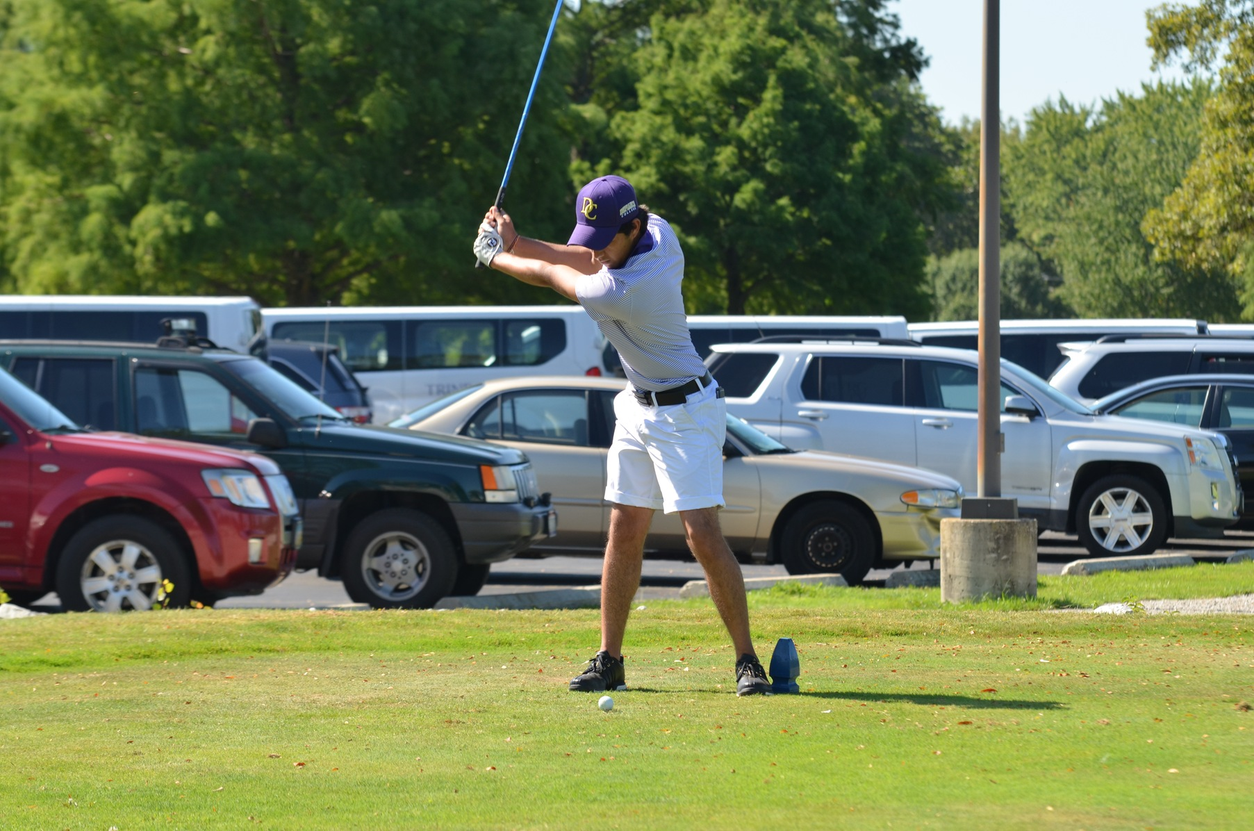 Defiance Concludes Round One of the HCAC Golf Championship