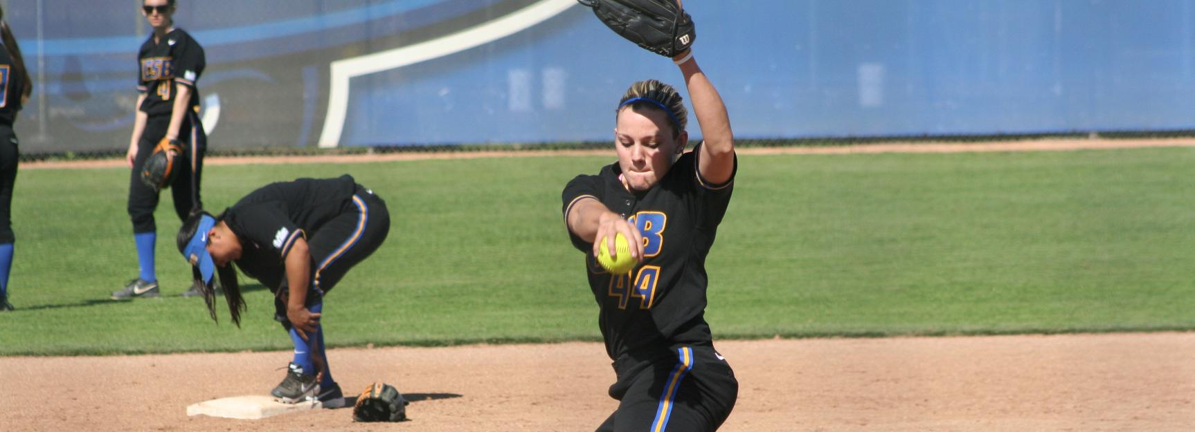 UCSB Looks to Climb Big West Standings at Northridge