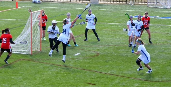 Women's Lacrosse chosen fourth in MWLC Preseason Coaches' Poll