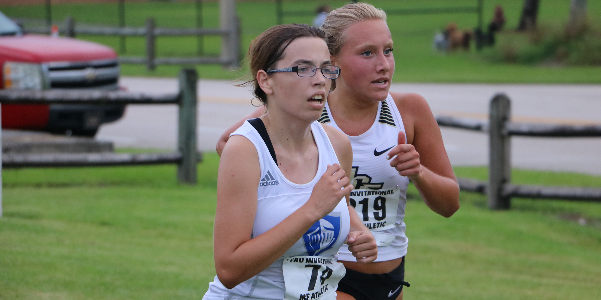 Women's Cross Country Paced by Jones at Royals Challenge