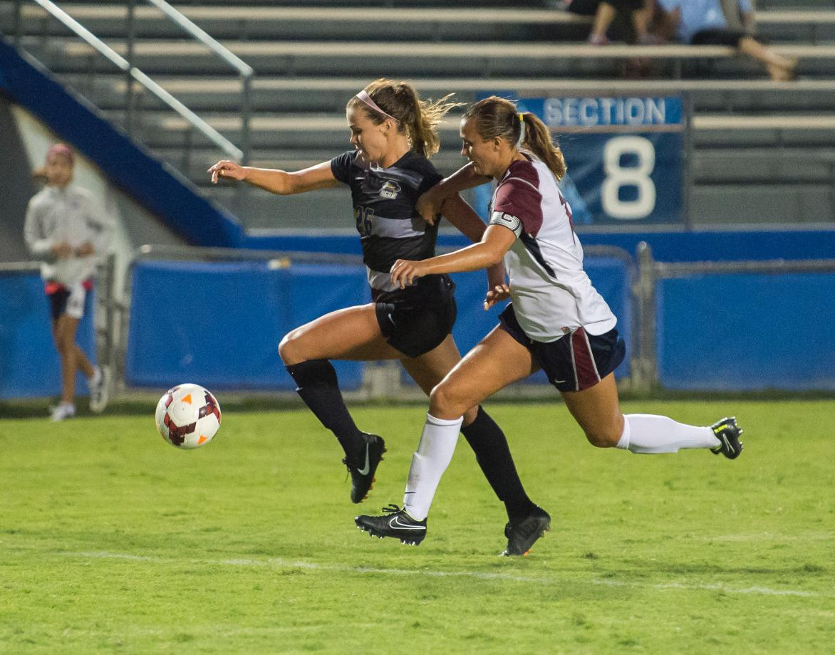 Late Goal Gives UCSB Win Over Hawai'i