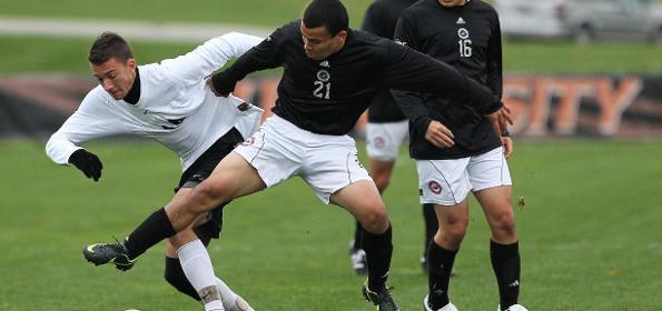 Men's Soccer slips in rain-drenched battle - Muskingum ...