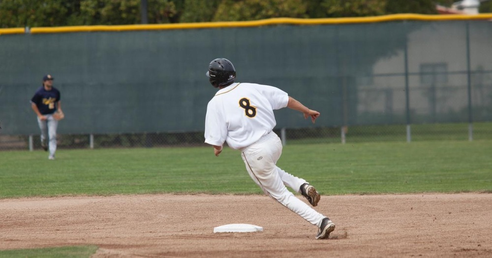 College of Marin Baseball Downs DVC Late 5-1