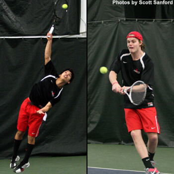 Foresters Fall to Wooster in Spring Break Finale
