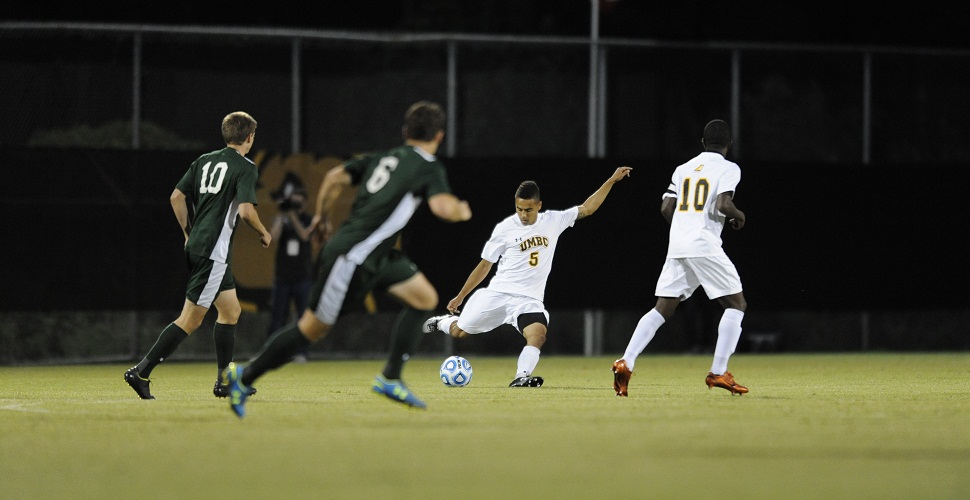 Men's Soccer Faces No. 23 Delaware In Newark Tuesday Evening