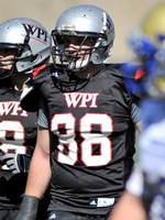 Liberty League Names 22 WPI Football Players to All-Academic Team