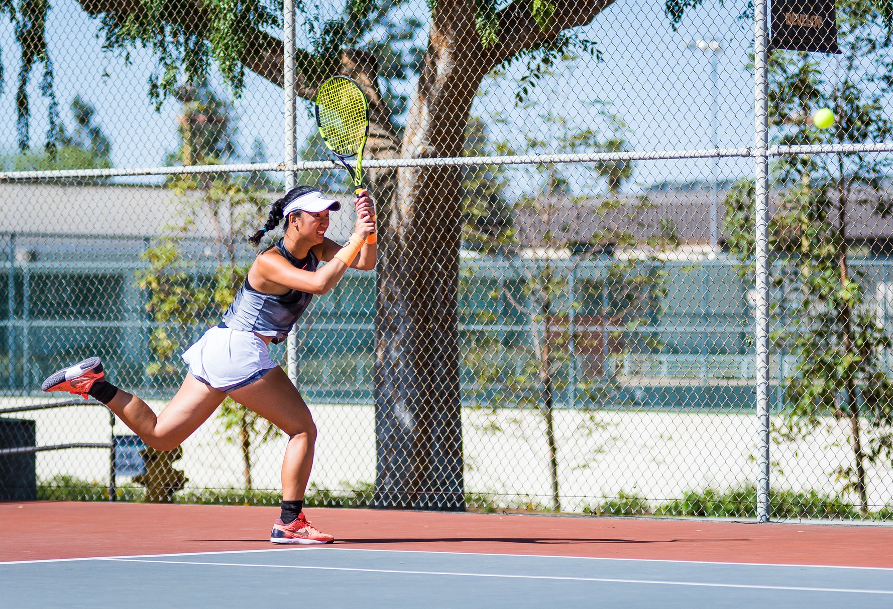Women's Tennis Caps Season with Conference Win