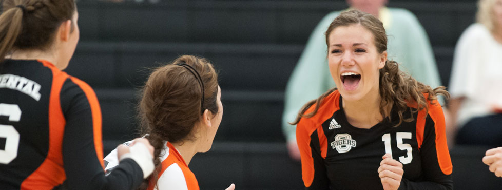 OXY SWEEPS CALTECH FOR FIRST SCIAC WIN