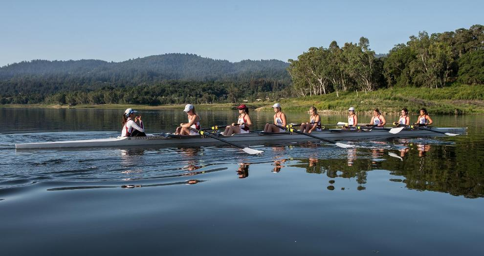 Trip to WIRAs Up Next for Women's Rowing