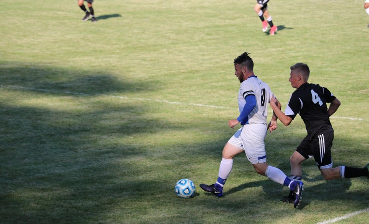 Opening Weekend Makes History for Men's Soccer