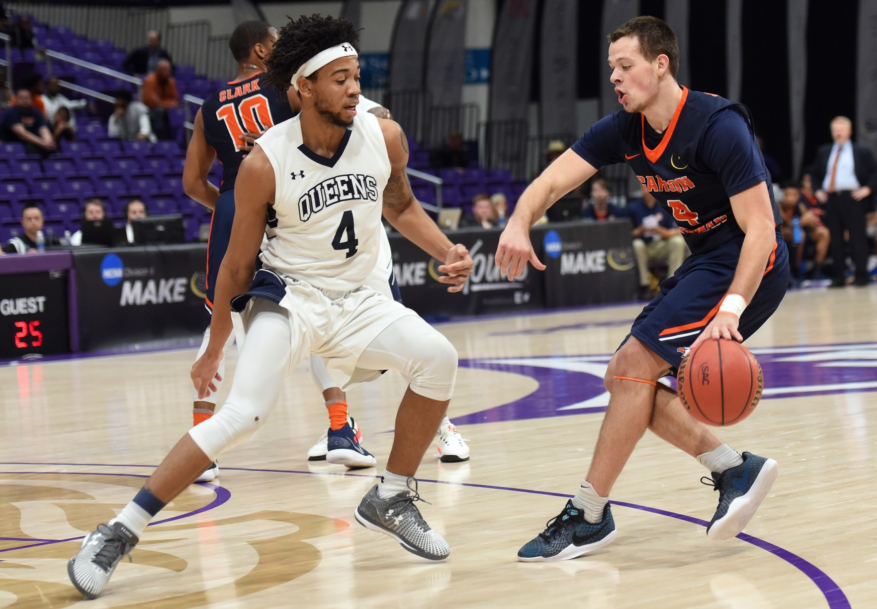 Carson-Newman Basketball Position Previews: The Backcourt