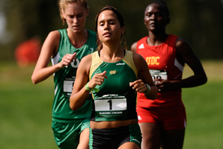 McDaniel men and women win at York Invitational