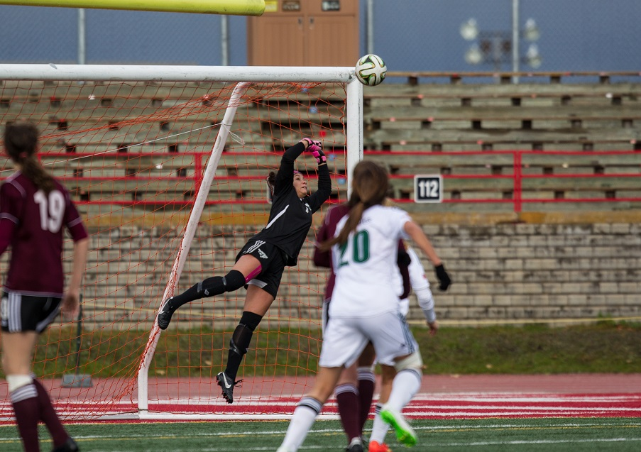 BRONZE CIS women's soccer championship: Gee-Gees score in 90th minute to claim bronze