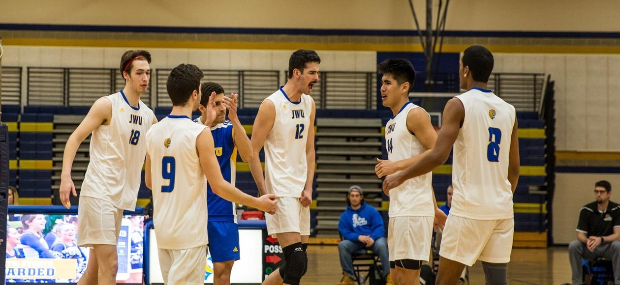 Johnson & Wales Beats Emerson 3-0 in GNAC Playoffs