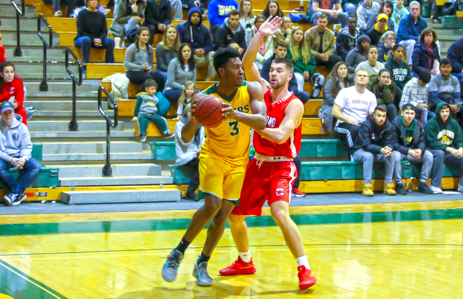 SUNYAC selects its final Men's Basketball Athlete of the Week for the 2018-19 regular season