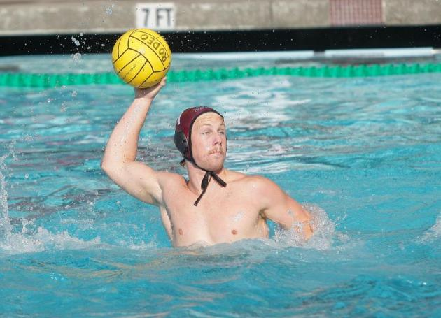 Summer For SCU Men's Water Polo