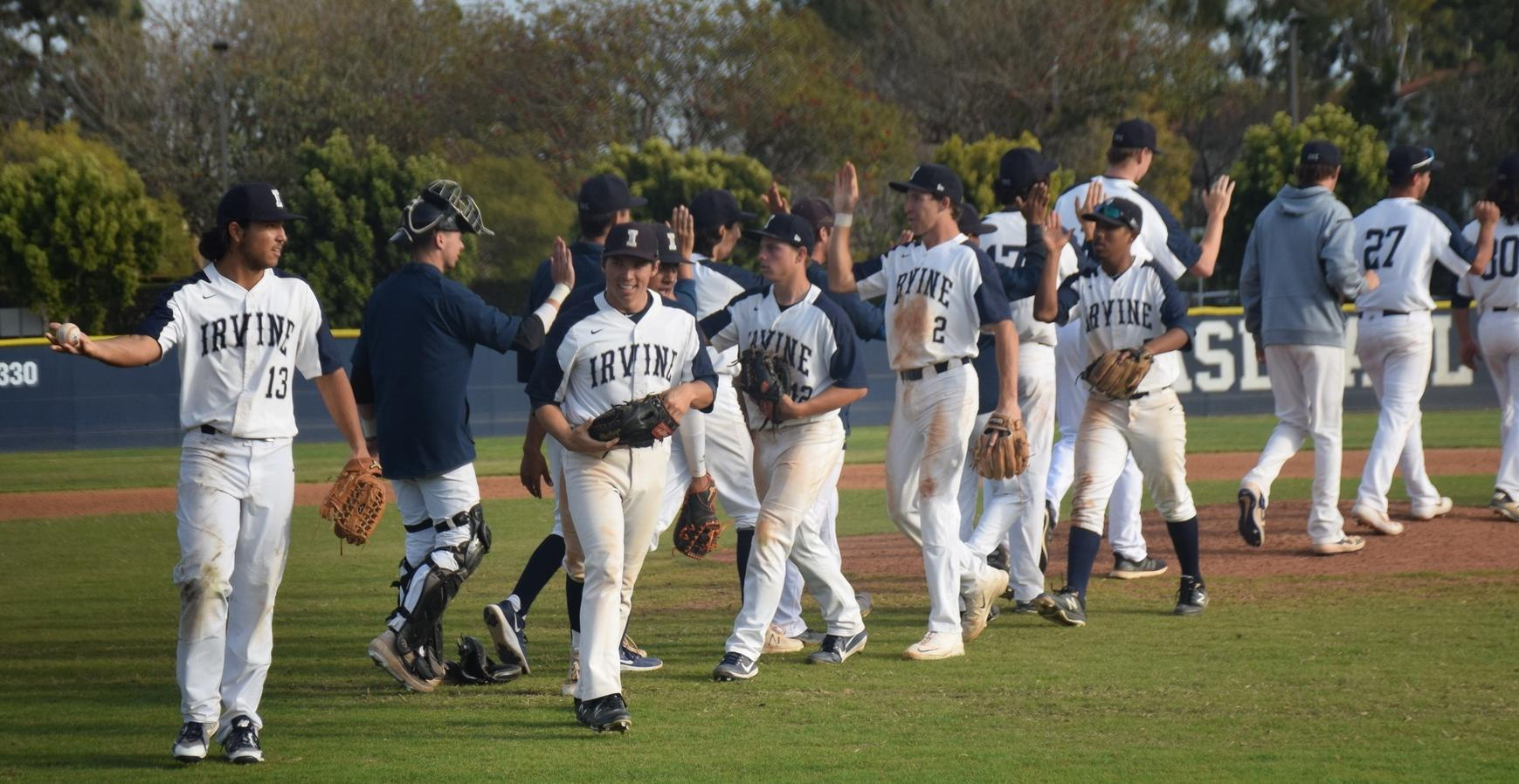 Baseball team comes in ranked No. 5 in latest coaches poll