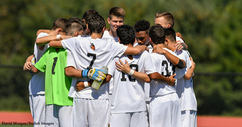 Men's Soccer Blanked at Muhlenberg