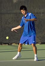 Jack Hui Advances To Sweet 16 of ITA West Regional