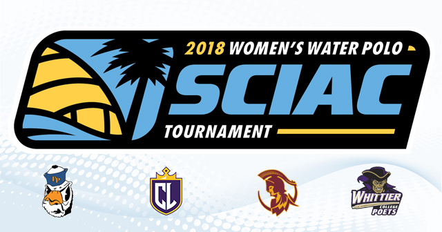 The 2018 SCIAC Women's Water Polo Tournament Field is Set