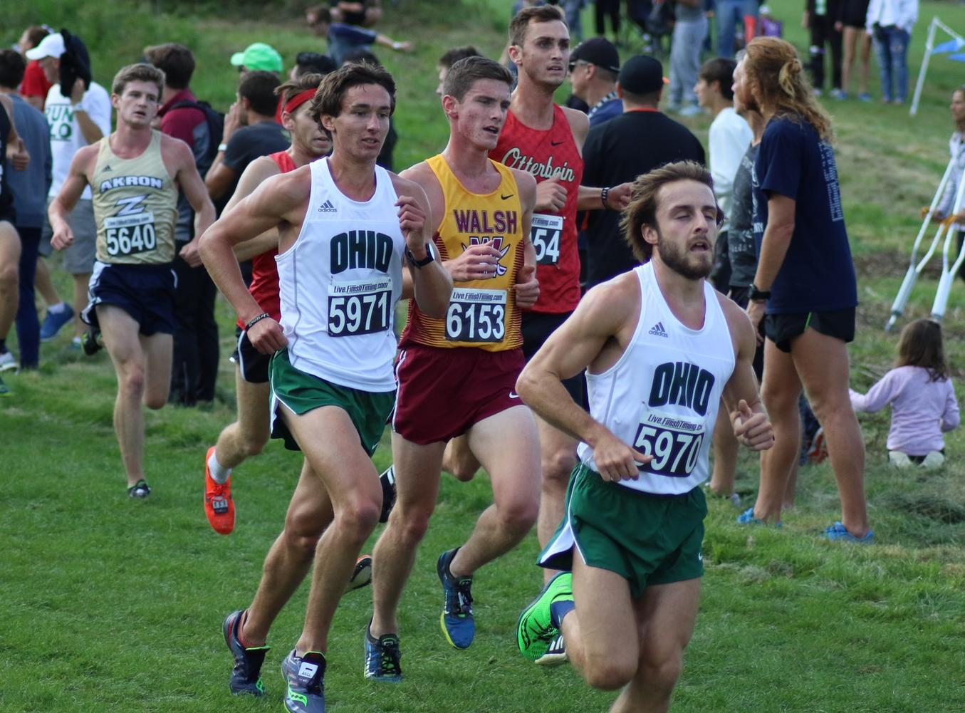 No. 19 Men's XC Finishes Seventh of 27 at Lewis