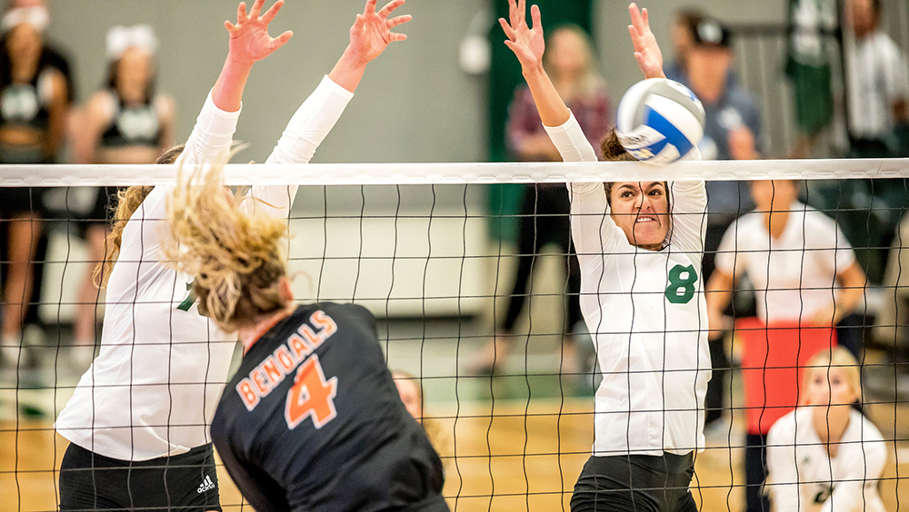This Week in WAC Volleyball - Nov. 5