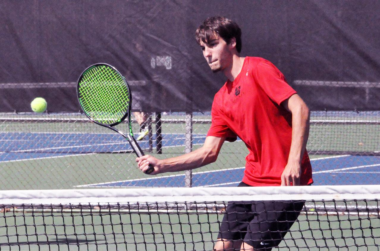 Men's Tennis: Piedmont downs Panthers in USA South match