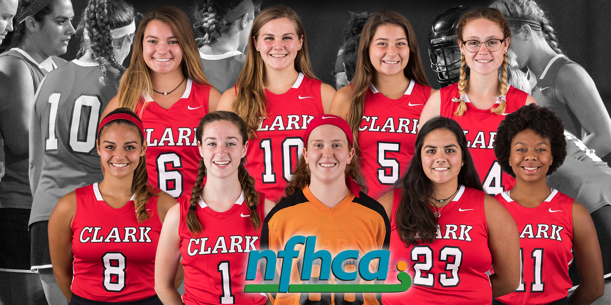 Field Hockey Places Nine on 2018 Zag Field Hockey/NFHCA Division III National Academic Squad