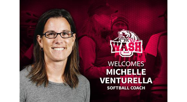 Michelle Venturella Named Washington University Softball Coach