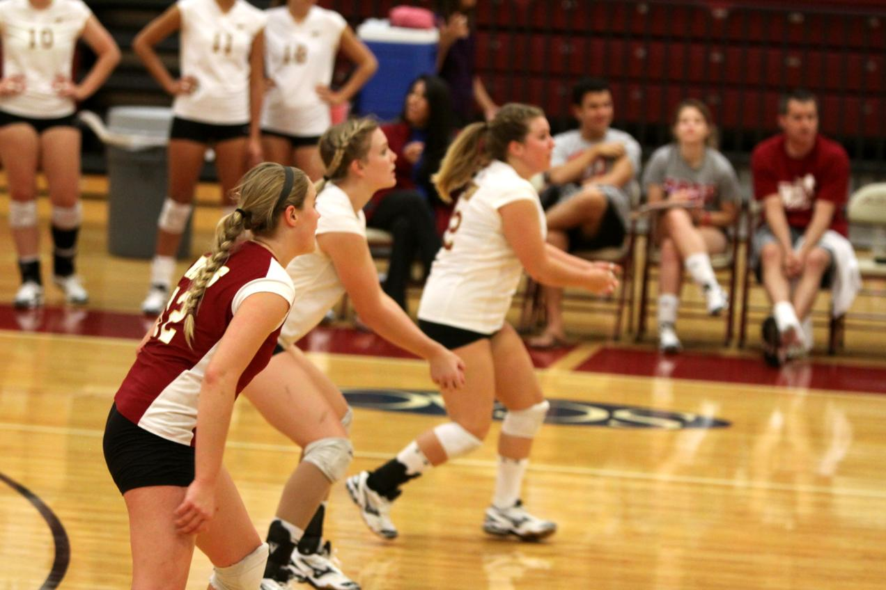 'Roo Volleyball Falls in SCAC Semifinals