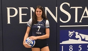 PSU DuBois Volleyball records 2nd win at home over Westmoreland College