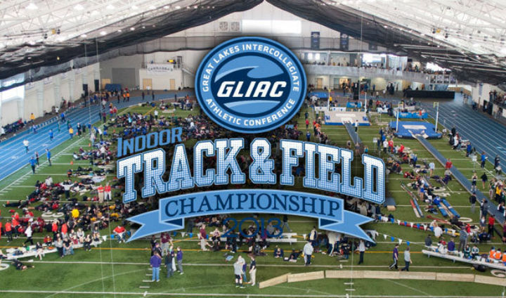 Rudd Claims 5,000 Meters On First Day Of GLIAC Indoor Championships