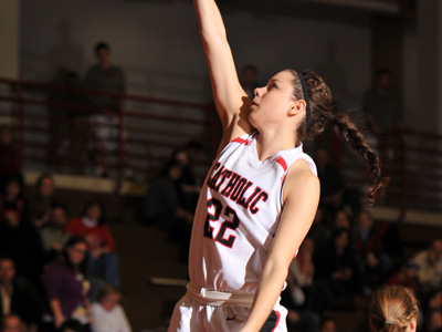Strong defense, rebounding carry CUA past Wesley 69-49