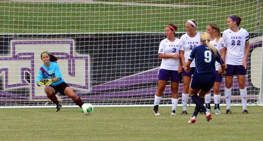 Tech puts lid on non-conference slate with shutout win over ETSU