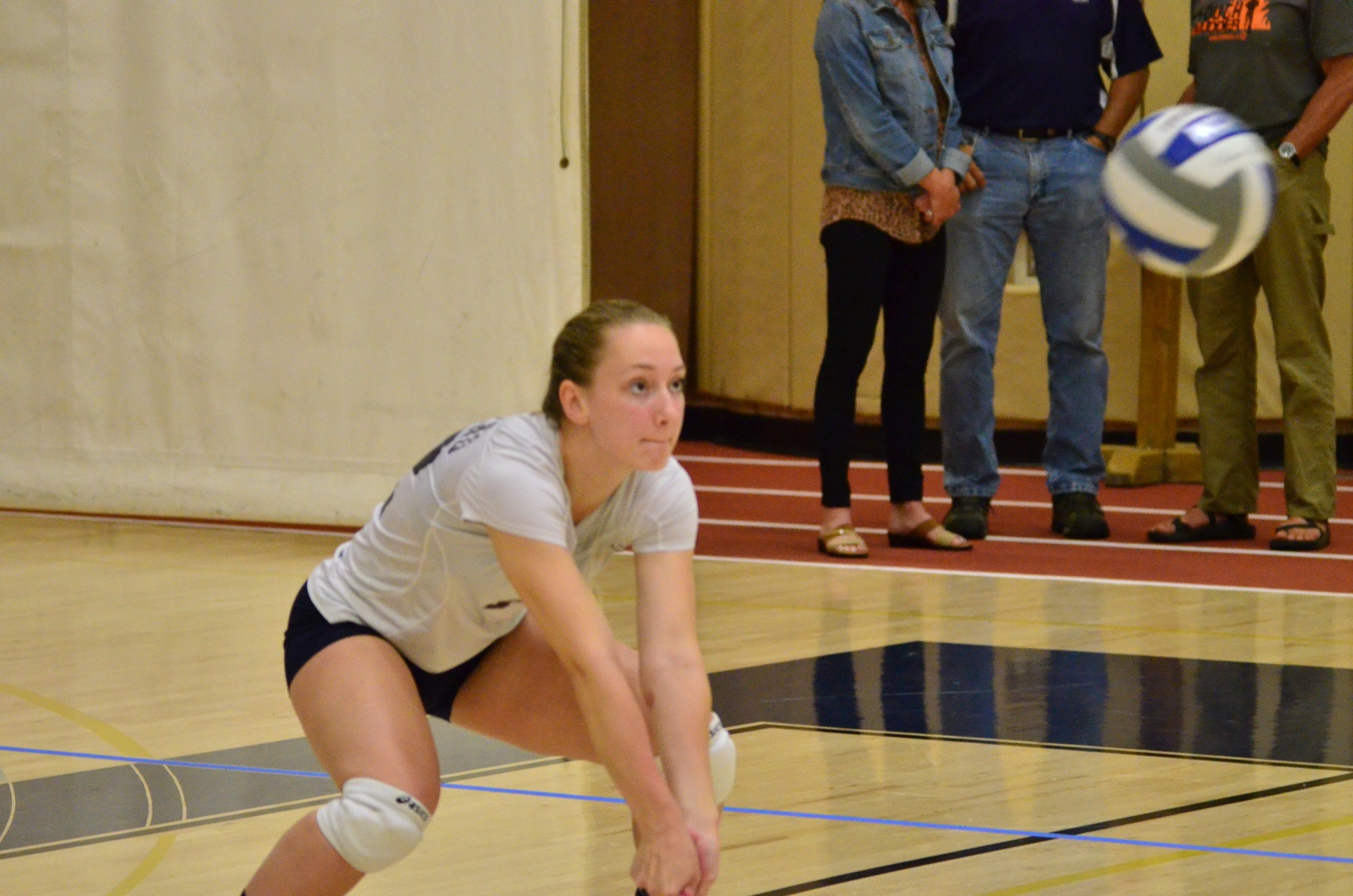 Women's Volleyball Picks Up a Pair of Wins