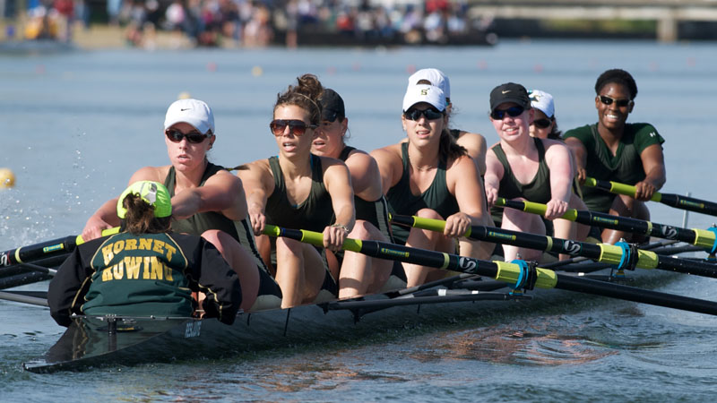 ROWING CLAIMS ITS 11TH JEAN RUNYON CUP WITH VICTORY OVER UC DAVIS