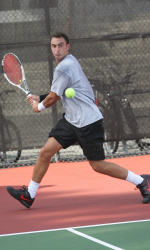 Men's Tennis Grabs Big Win Over No. 74 UNLV