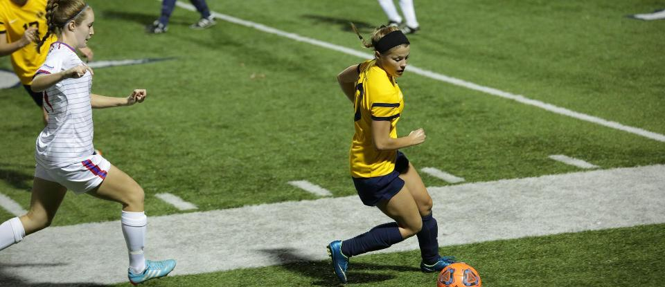 Quick Striking Women's Soccer Defeats Hanover