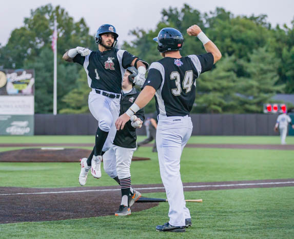 Rascals Blast Bolts in Finale