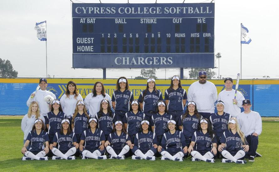 Cypress Softball Finishes Fourth at State Championships