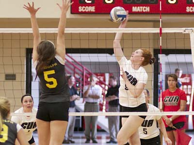 CUA downs Hood 3-1 for 11th straight win