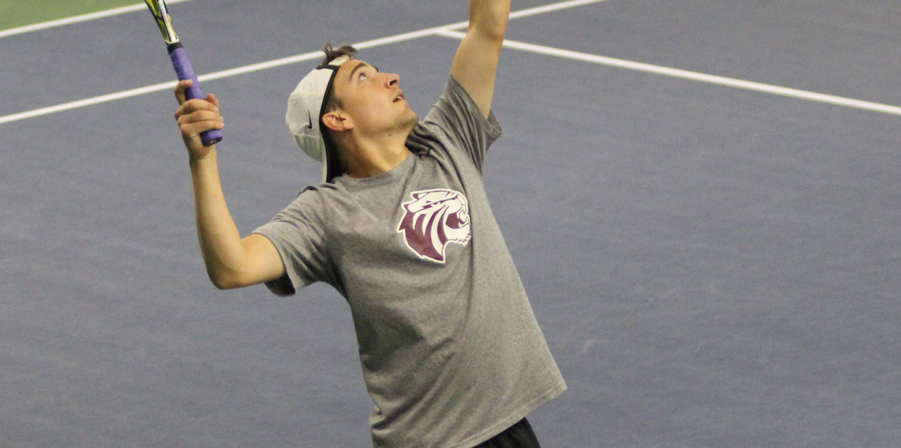 Trinity Defeats Austin College; Will Play in SCAC Men's Tennis Championship Match