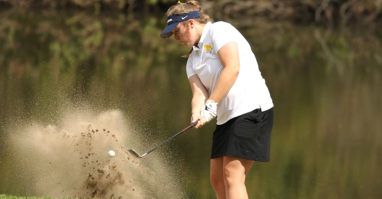 Women's golf concludes play at WHAC Jamboree No. 1