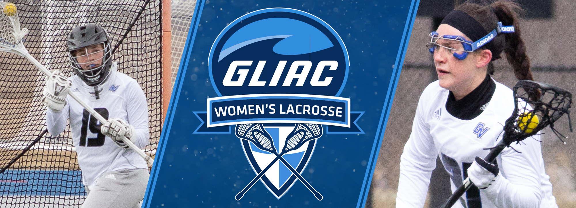 GVSU's Neil and Fitzgerald sweep lacrosse player of the week awards