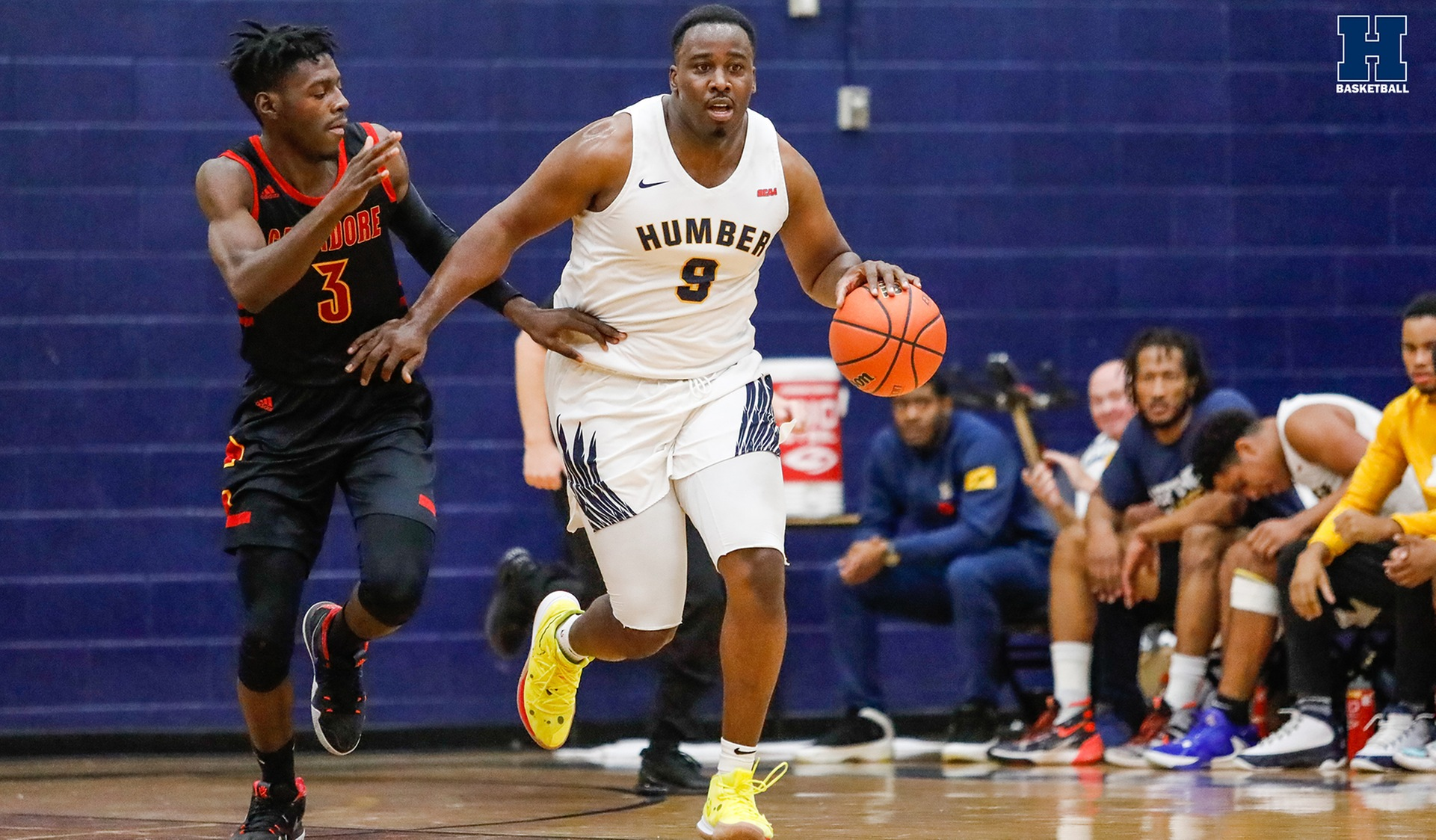 Men's Basketball Picks Up First Win of 2019
