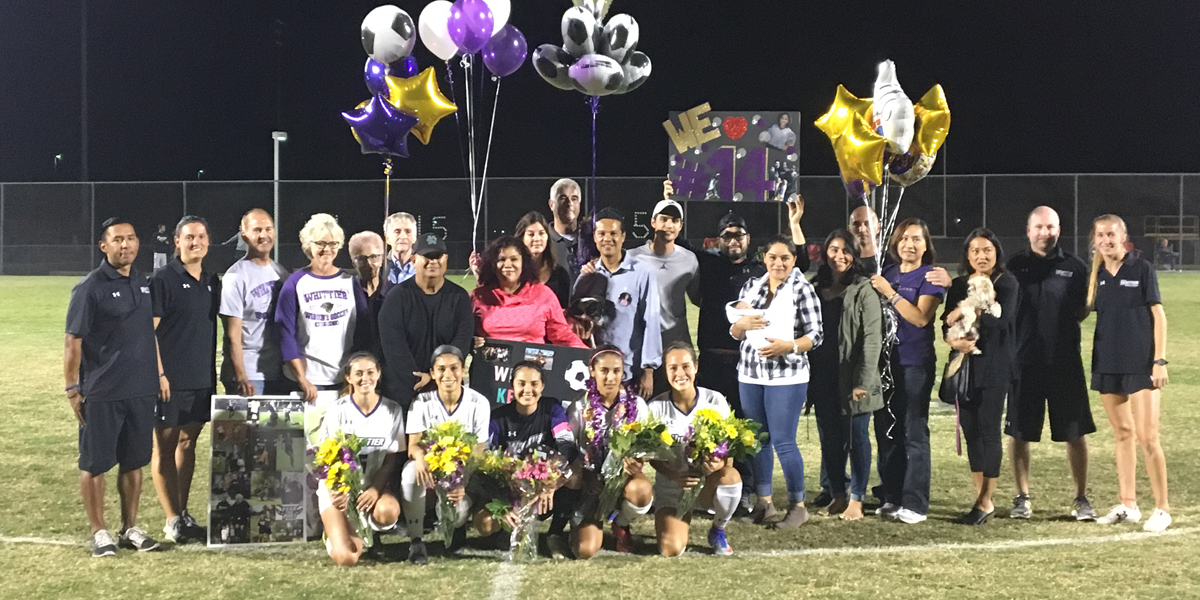 Poets stun Regals on Senior Night 1-0