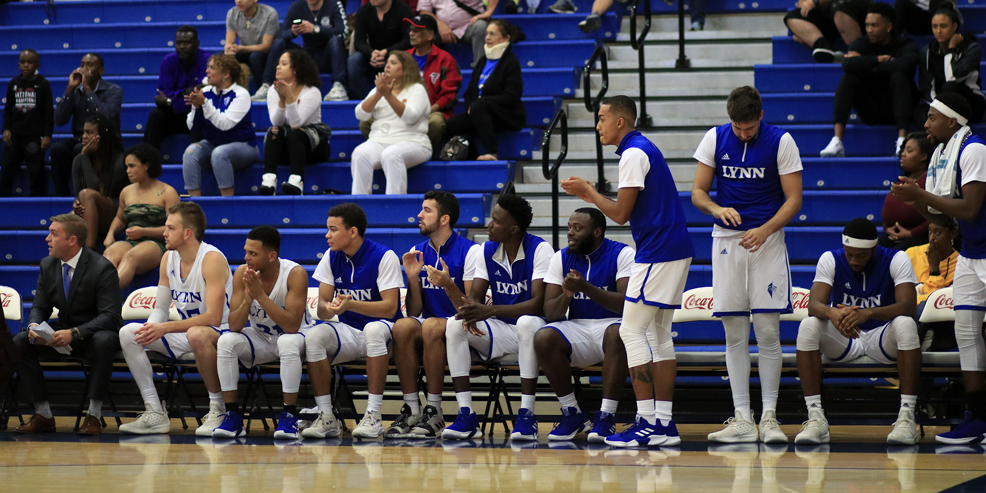 Men's Basketball Enters NABC National Rankings, Drops from D2SIDA Poll