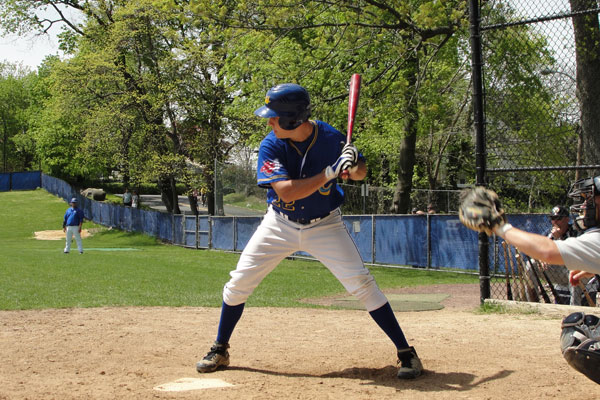 CONCORDIA'S BILLY O'CONNELL SELECTED MAY CACC STUDENT-ATHLETE OF THE MONTH